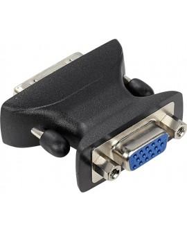 Insignia Adaptador DVI-A a VGA Negro