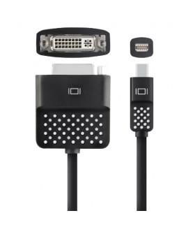 Belkin Cable Mini Display Port a DVI Negro