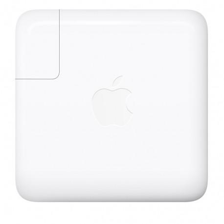 Apple Adaptador de corriente USB-C de 87 W Blanco - Envío Gratuito