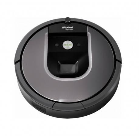 iRobot Barredora Roomba 960 Gris - Envío Gratuito