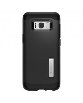 Spigen Funda Galaxy S8 Slim Armor Negro - Envío Gratuito