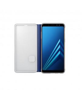Samsung Funda flip cover para Galaxy A8 Plus Azul - Envío Gratuito
