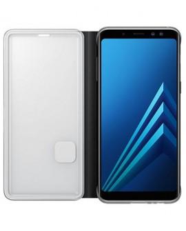Samsung Funda flip cover para Galaxy A8 Plus Negro - Envío Gratuito
