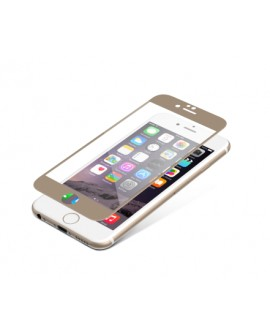 Zagg Mica Luxe Glass iPhone 6 Plus Dorada - Envío Gratuito
