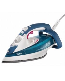 T fal Plancha Aquaspeed Blanco/Azul