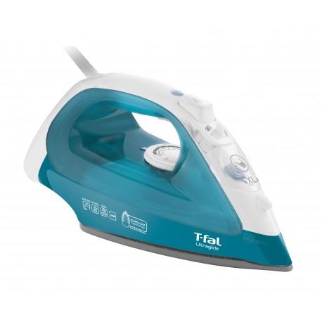 T-Fal Plancha Ultraglide 2621 Turquesa - Envío Gratuito