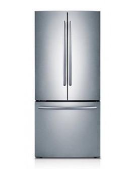 Samsung Refrigerador 3 Puertas 22Pies cúbicos Silver
