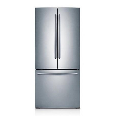 Samsung Refrigerador 3 Puertas 22Pies cúbicos Silver - Envío Gratuito