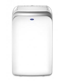 Carrier Aire acondicionado portatil de 12,000 BTUs solo frio Blanco