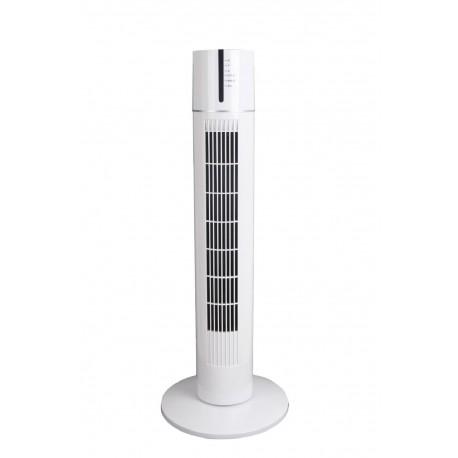 Home Ambient Ventilador De Torre Enchantie Blanco - Envío Gratuito