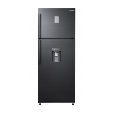 Samsung Refrigerador de 16Pies cúbicos con despahador de agua Negro - Envío Gratuito