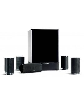 Harman Kardon Teatro en Casa Receptor 5.1 canales, 85 Watts, USB y Bluetooth Negro - Envío Gratuito