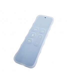 Boba Funda Para Control Apple TV de Silicona Blanco - Envío Gratuito