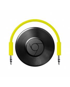 Google Chromecast Audio Negro - Envío Gratuito