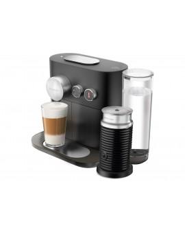 Nespresso Máquina de Café Expert Black & Milk