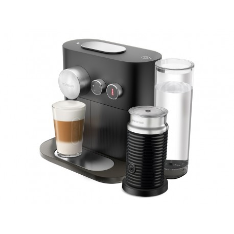 Nespresso Máquina de Café Expert Black & Milk - Envío Gratuito