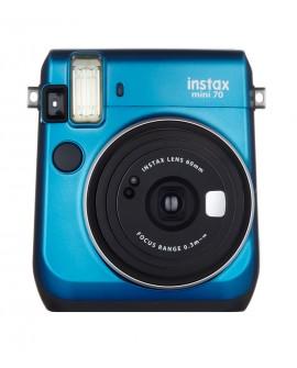 FujiFilm Cámara Instax Mini 70 Azul - Envío Gratuito