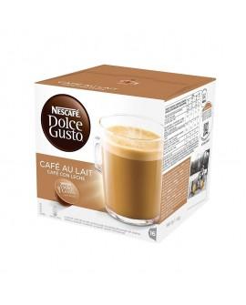 Nestlé Cápsulas Nescafé Dolce Gusto Café Au Lait