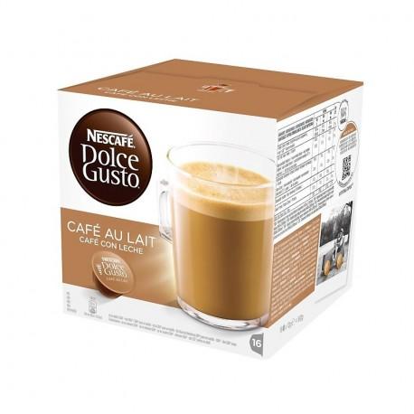 Nestlé Cápsulas Nescafé Dolce Gusto Café Au Lait - Envío Gratuito