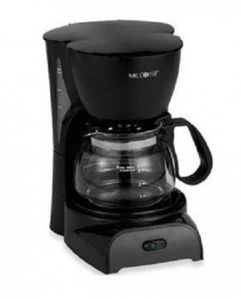 Sunbeam Cafetera Mr Coffee 4 Tazas Negra