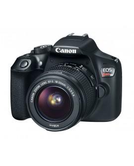 Canon Cámara Eos T6 EF-S 18-55 mm DCIII Negro - Envío Gratuito