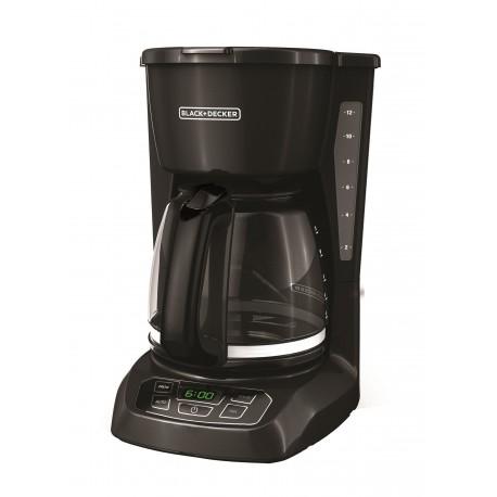 Black & Decker Cafetera para 12 tazas programable Negro - Envío Gratuito