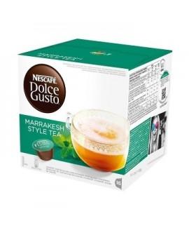 Nestlé Cápsulas Nescafé Dolce Gusto Marrakech tea