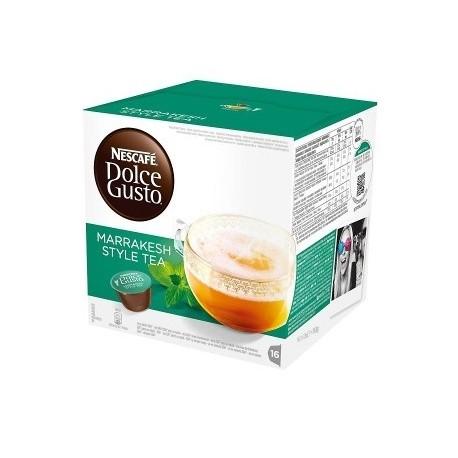 Nestlé Cápsulas Nescafé Dolce Gusto Marrakech tea - Envío Gratuito