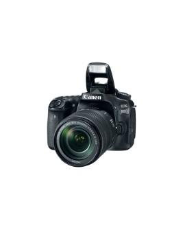 Canon EOS 80D EF 18-135MM Negro - Envío Gratuito