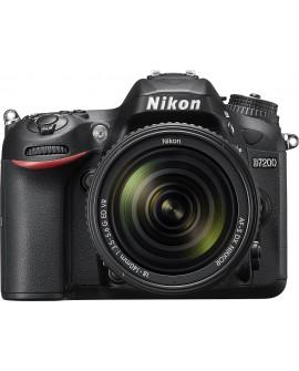 Nikon Cámara D7200 18-140Mm Negro - Envío Gratuito