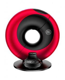 Dolce Gusto Cafetera Eclipse Rojo