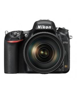Nikon Cámara Reflex D750 24-120Mm Fx Negro - Envío Gratuito