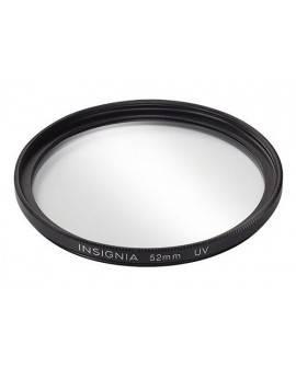 Insignia Filtro UV para cámaras 52 mm Negro - Envío Gratuito