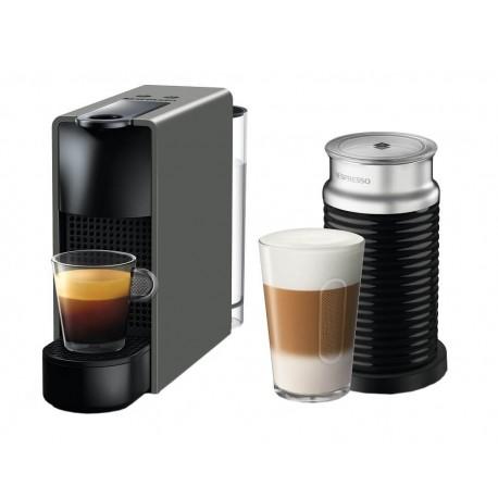 Nespresso Combo Essenza Mini Gris - Envío Gratuito