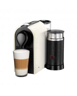 Nespresso Máquina de Café U&Milk Cream