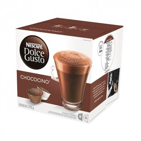 Nestlé Cápsulas Nescafé Dolce Gusto Chococino - Envío Gratuito