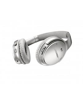 Bose Audífonos QC35 Bluetooth Serie II Plata - Envío Gratuito