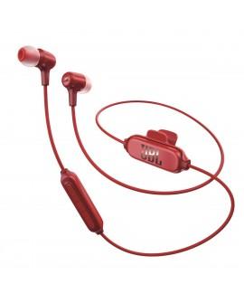 JBL Audífonos E25 Bluetooth Rojo - Envío Gratuito
