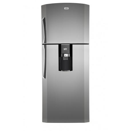 """Mabe Refrigerador de 19"""" con Congelador Superior Grafito - Envío Gratuito"""