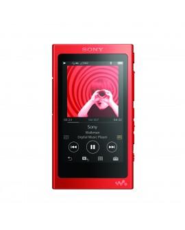 Sony Walkman High Resolution NW-A35HN Rojo - Envío Gratuito