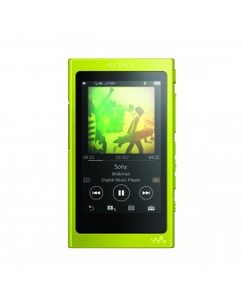 Sony Walkman High Resolution NW-A35HN Amarillo - Envío Gratuito