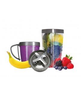 Nutribullet Kit de vasos y aspa