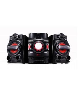 LG Minicomponente Audio Hi-Fi con Bluetooth Negro - Envío Gratuito