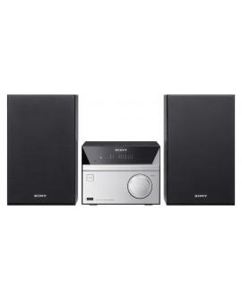 Sony Microcomponente CMT-SBT20 Bluetooth Negro - Envío Gratuito