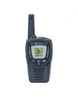 Cobra Radio de dos vías ACXT390 37 Km Negro - Envío Gratuito