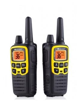 Midland Midland Radio De 2 Vías Xtalker T61 Vp3 Negro - Envío Gratuito