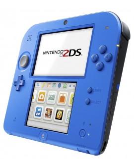 Nintendo 2DS Consola Mario Kart 7 Azul Eléctrico - Envío Gratuito