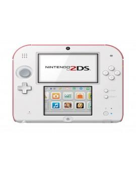 Nintendo 2DS Consola New Super Mario Bros 2 Scarlet Red - Envío Gratuito