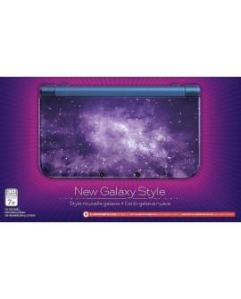 Nintendo 3DS XL Consola 1 GB New Galaxy Style Azul - Envío Gratuito