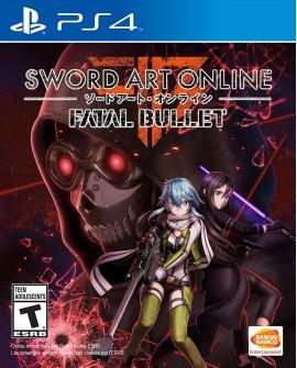 PS4 Sword Art Online: Fatal Bullet Acción - Envío Gratuito